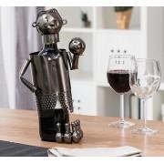 Suport pentru sticla de vin bowling