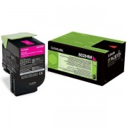 Lexmark 80C2HM0 - 802HM toner magenta