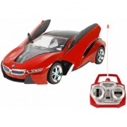 Planet Of Toys 114 R/C 5- Function Racing Driver Car doors open and close with remote