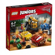 Lego 10744 Crazy 8 Rennen in Thunder Hollow
