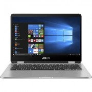 "Лаптоп ASUS VivoBook Flip 14 TP401CA-BZ021T 14"" HD Touch, Intel Core m3-7Y30, 4 GB"