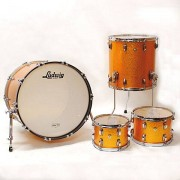 """Ludwig """"Classic Maple 22"""""""" Gold Sparkle"""""""
