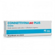 Fidia Farmaceutici Fidia Linea Dispositivi Medici Connettivina Bio Plus Crema Ferite 25 g