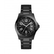 GUESS Black Chronograph Watch no color