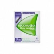 Johnson & Johnson Nicorette 15 mg Inhalator - per smettere di fumare 20 filtri
