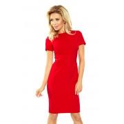 Dámské červené šaty 150/2
