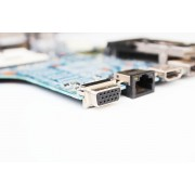 Reparatie mufa VGA video laptop Alienware