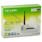 TP-Link Рутер безжичен TL-WR740N N lite 150Mbp