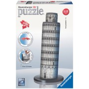 Ravensburger Puzzle 3D Turnul din Pisa, 216 piese