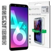 Conjunto de Protecção 4smarts 360 para Samsung Galaxy A6+ (2018) - Transparente