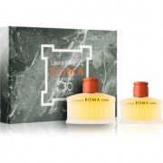 Laura Biagiotti Roma coffret II. Eau de Toilette 125 ml + bálsamo after shave 75 ml