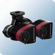 Grundfos MAGNA1 D 80-80F ikerszivattyú 360mm 230V