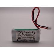 Acumulator pentru telefon portabil fara fir 2 x AAA R3 Ni-Mh 2.4V 700mAh Cellevia