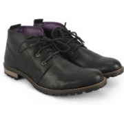 Knotty Derby Diggory Chukka Boot Boots For Men(Black)