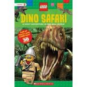 Dino Safari (Lego Nonfiction): A Lego Adventure in the Real World, Paperback