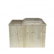 Toilette sèche - La Bac Cube vide