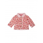 Joules Baby Girls Quilted Floral Coat