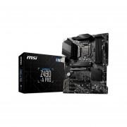 T. Madre MSI Z490-A PRO, Chipset Intel Z490, Soporta, Intel Core 10ma