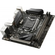 MSI Z370I GAMING PRO CARBON AC LGA 1151 (Socket H4) Intel® Z370 Mini ITX