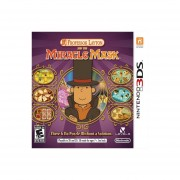Professor Layton And The Miracle Mask para Nintendo 3DS