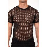 Pistol Pete Brisk Short Sleeved T Shirt Black SS301-806