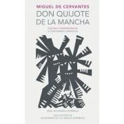 Don Quijote de la Mancha. Edicion Rae / Don Quixote de la Mancha. Rae, Hardcover