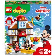 LEGO DUPLO Disney: Mickey's Vacation House Toy (10889)