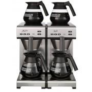 Bravilor Bonamat Koffiezetapparaat Matic Twin Donkergrijs