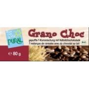 Crackers bio din 7 cereale Grano Choc