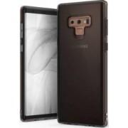 Set Samsung Galaxy Note 9 Ringke Air Husa Portcard Strap Transparent / Fumuriu