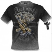 Read'em and weep Alchemy t-shirt (S)