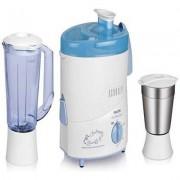 Philips HL 1631/00 500 W Juicer Mixer Grinder (White, Blue, 2 Jars)