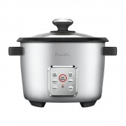 Breville BRC550SIL The Multi Grain Cooker