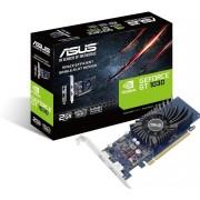 Asus GT1030-2G-BRK - Grafische kaart - GF GT 1030 - 2 GB GDDR5 - PCIe 3.0 laag profiel - HDMI, DisplayPort