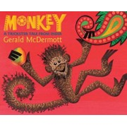 Monkey: A Trickster Tale from India, Paperback/Gerald McDermott