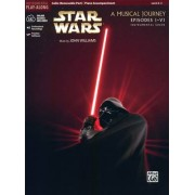 Alfred Music Publishing Star Wars Journey I-VI Cello