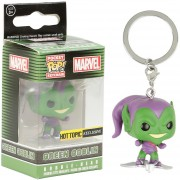 Funko Pop Llavero Green Goblin Exclusivo Duende Verde De Spider Man