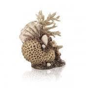 biOrb korál s mušlemi přírodní