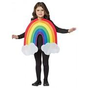 Rasta Imposta Child Rainbow Costume Standard