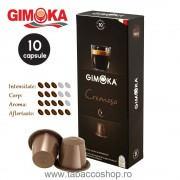 10 capsule cafea Gimoka Cremoso 5.5g