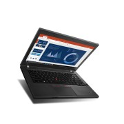 "Lenovo ThinkPad T460 Intel Core i5-6200U Processor ( 2.30GHz 2133MHz 3MB ) Win7 Professional 64 preinstalled through downgrade rights in Win10 Pro 14.0""FHD LED AntiGlare Multitouch 1920x1080 Intel HD Graphics 520 8.0GB PC3-12800 DDR3L SODIMM 1600MHz 256GB"