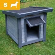 bitiba Cuccia per cani Sylvan Basic - L 76 x P 56 x H 68 cm