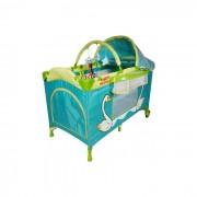 Patut pliabil ARTI DeLuxe Plus-Go Green Blue Goose
