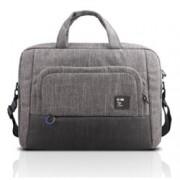 """Чанта за лаптоп Lenovo On-Trend NAVA Toploader, до 15.6""""(39.62 cm), сива"""
