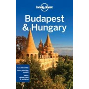 Lonely Planet Budapest & Hungary, Paperback
