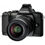 Olympus OM-D E-M5 + 12-50mm - Systeemcamera - Zwart