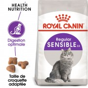 Royal Canin Regular Sensible 33 pour chat - 10 kg