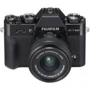 Fujifilm X-T20 + 15-45mm f/3.5-5.6 XC OIS PZ - Nera - MANUALE ITA - 4 Anni Di Garanzia in Italia