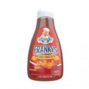 FRANKYS BAKERY Frankys Zero Sauces 425 ml Hot Chili FRANKYS BAKERY - VitaminCenter