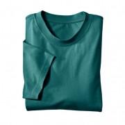 Ecologisch T-Shirt voor HEM & HAAR, petrol M
